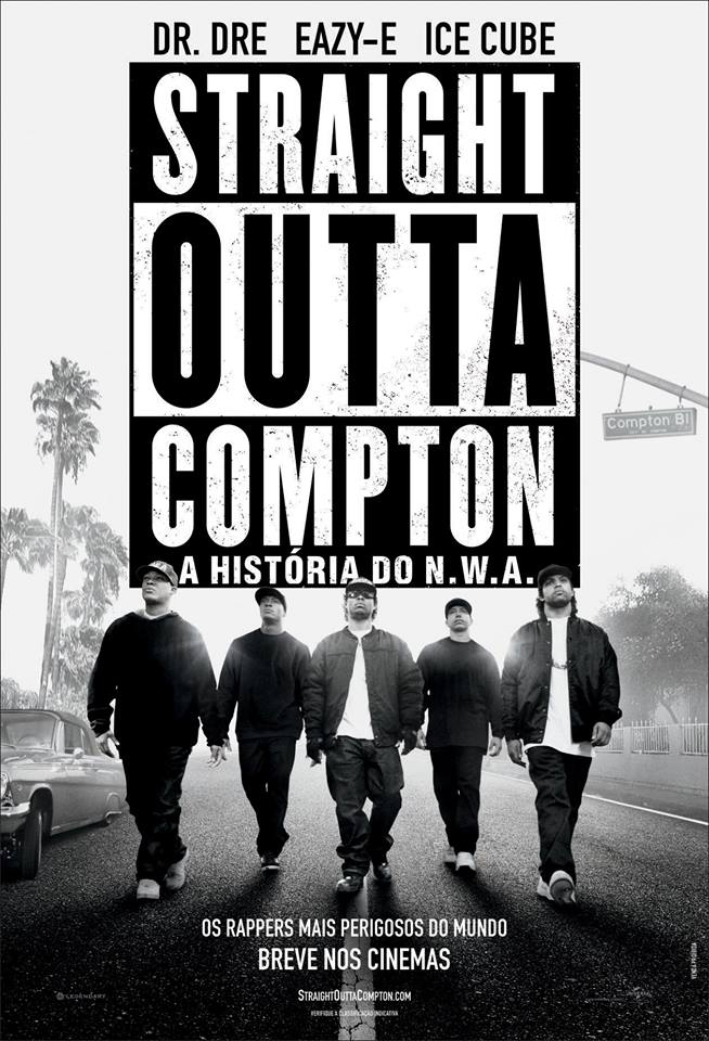 Straight Outta Compton - A História do N.W.A. (2015)