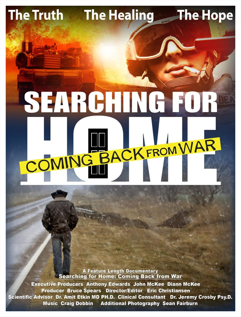 Searching for Home, Coming Back From War (2015)