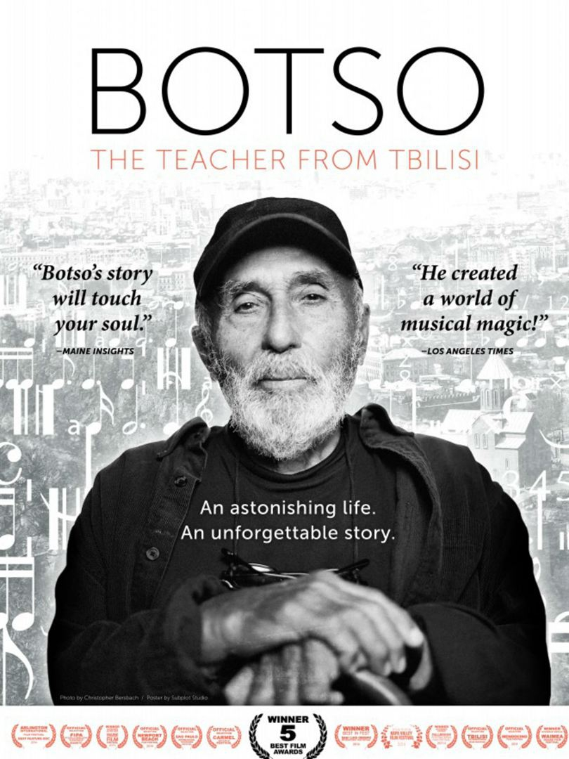 Botso The Teacher from Tbilisi (2014)