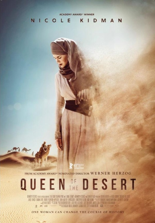 Rainha do Deserto (2015)