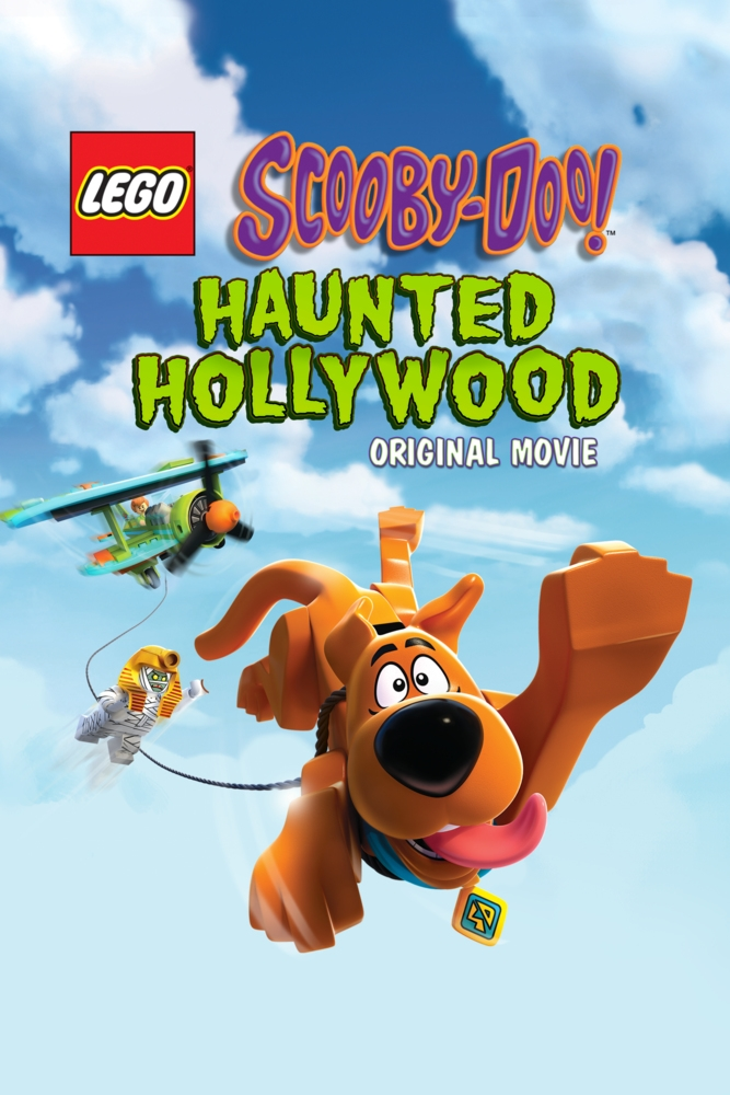 Scooby-Doo Haunted Hollywood (2016)