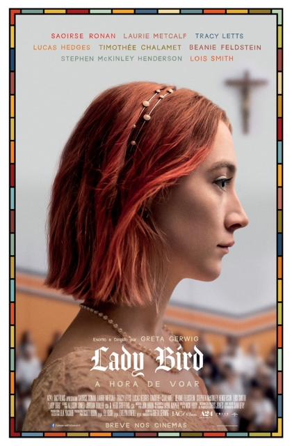 Lady Bird - A Hora de Voar (2017)