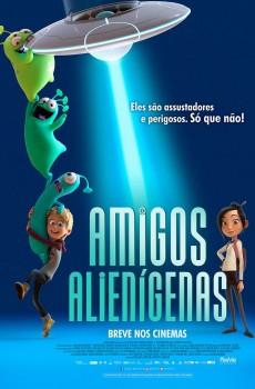 Amigos Alienígenas (2018)