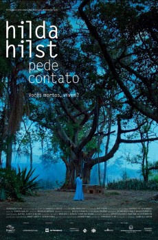 Hilda Hilst Pede Contato (2018)