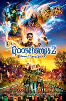 Goosebumps 2 - Halloween Assombrado (2018)