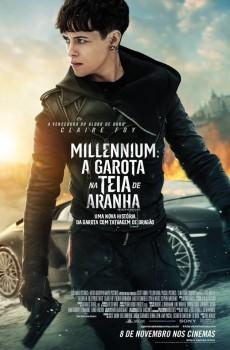 Millennium: A Garota na Teia de Aranha (2018)