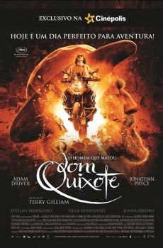 O Homem que Matou Dom Quixote (2018)